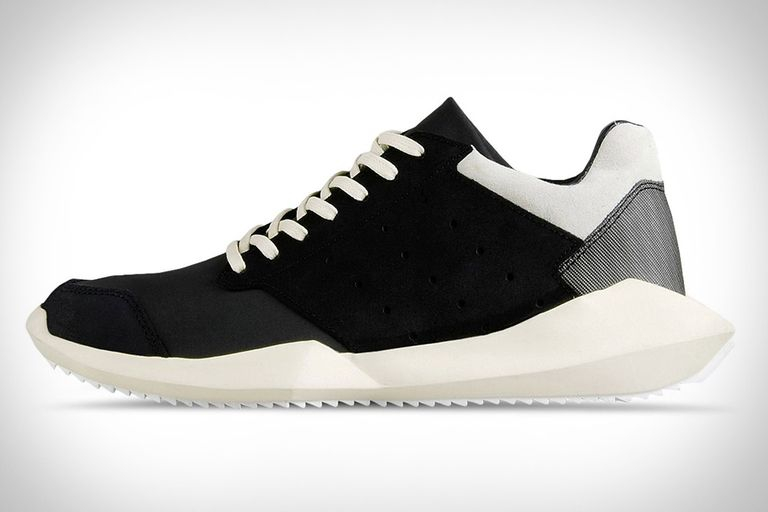 outlet store 29f3b 7bbba Adidas Rick Owens Tech Runner - dope sneaker