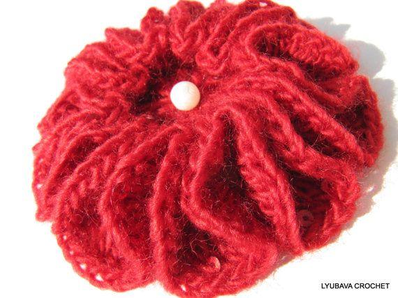3d Flower Crochet Tutorial Pattern Pdf By Lovecypruscrochet 299