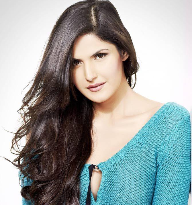 Zarin Khan sexy Bild