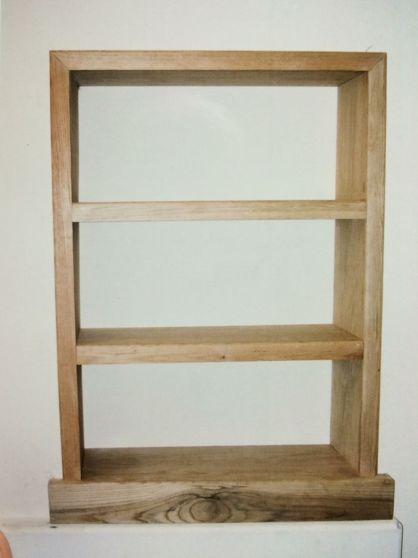 Built In Walnut Nook Small Bookcase Bookcase G Plan Furniture