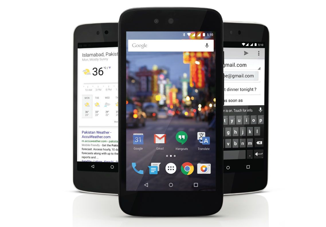 Android One Introduced in Pakistan within a Week, Android, App, Tech, Pakistan, News,