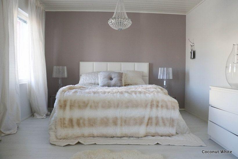 Coconut White: Tehokas huippupäivä ja makuuhuoneen tunnelmia
