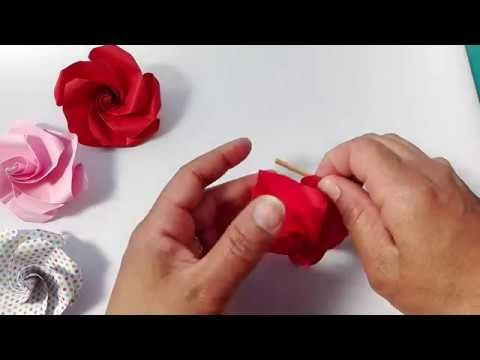 Origami pentagon twisty rose origami n co pinterest origami usually pentagon rose is hard to make but this one is easy and good for beginners i use to post the video of my own design origami this one also but mightylinksfo