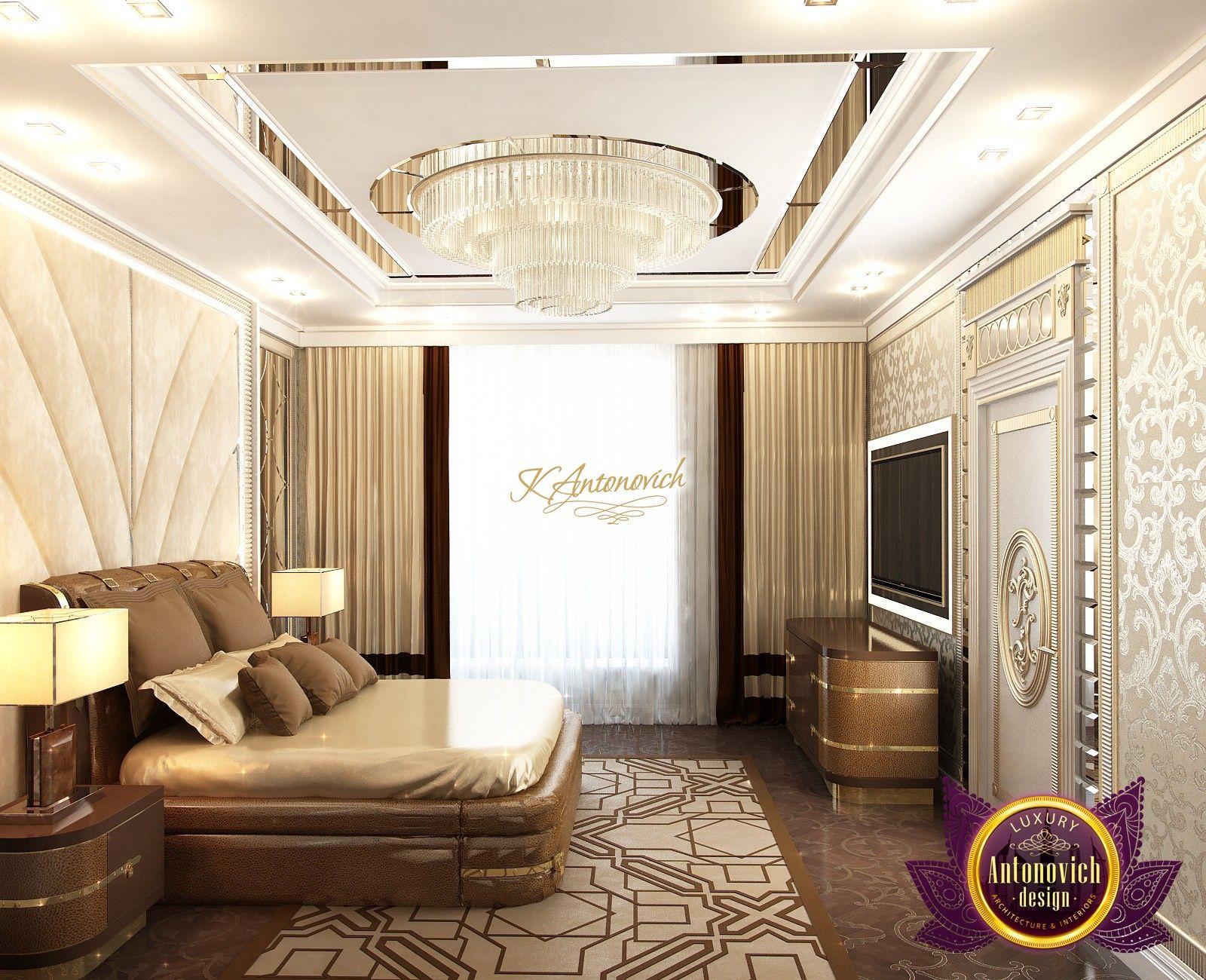 Modern style bedroom *Dubai project on Behance Modern