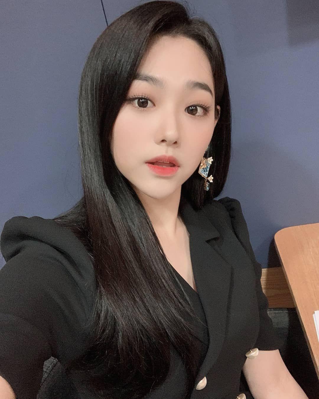 Kang Mina Gugudan Selca Aktris