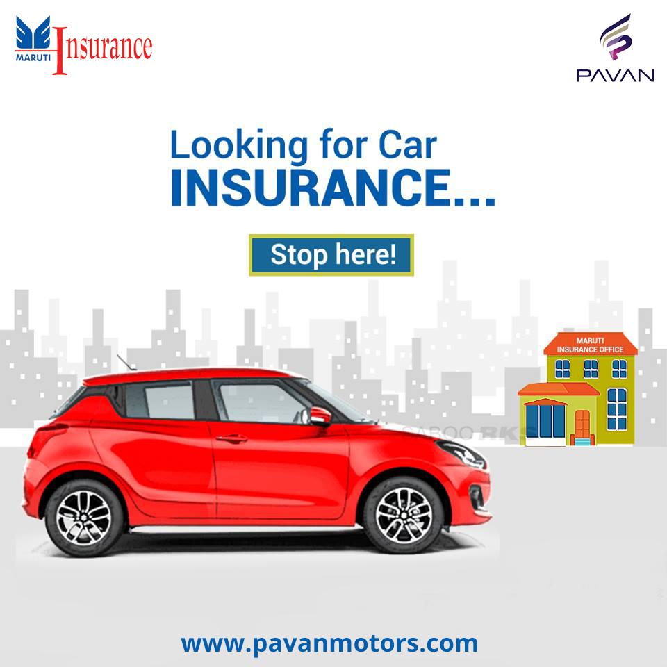 Don T Worry About The Ride Buy Maruti Insurance Now For