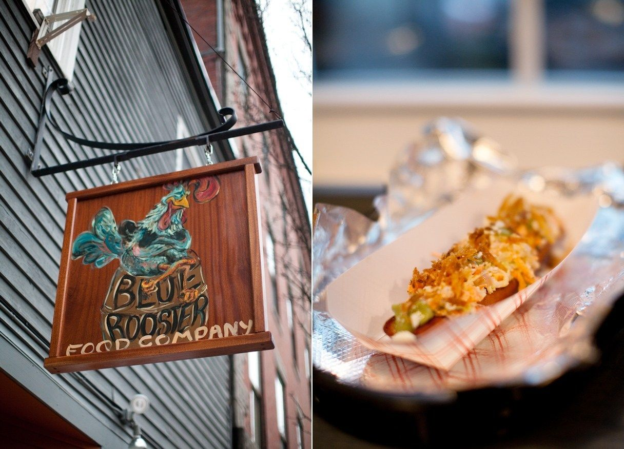Blue Rooster Food Company Portland Maine Food Maine Restaurant Guide