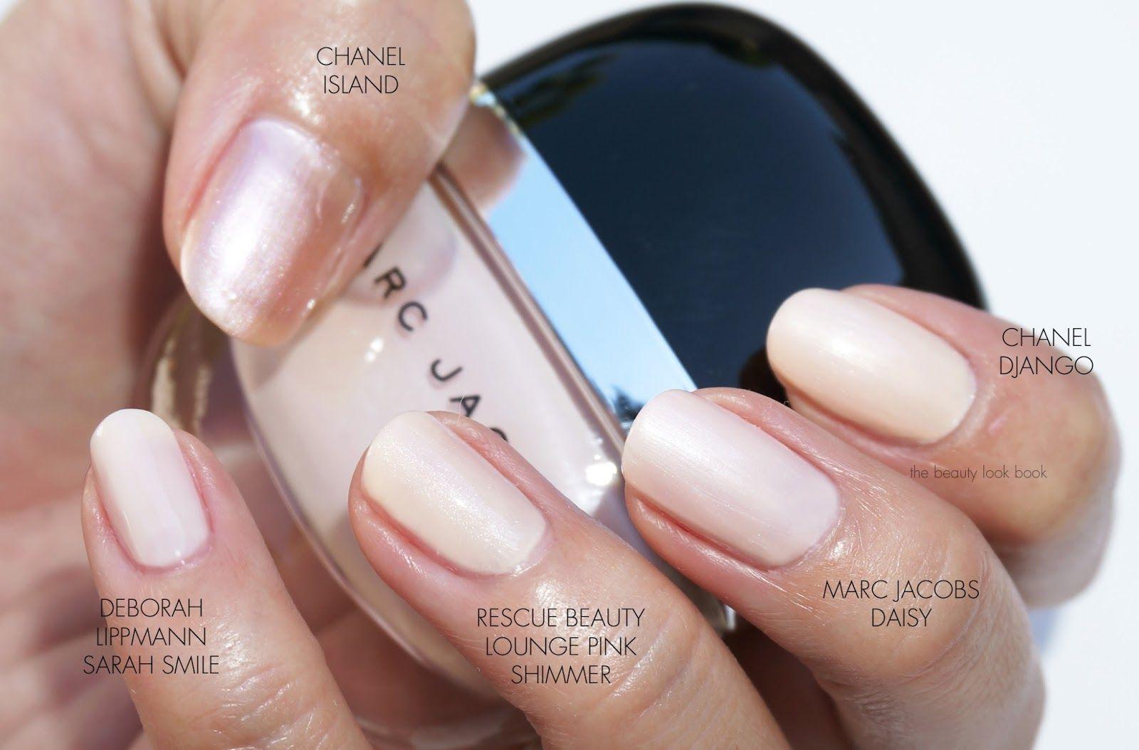 The Beauty Look Book: Marc Jacobs Beauty Enamored Hi-Shine Nail ...