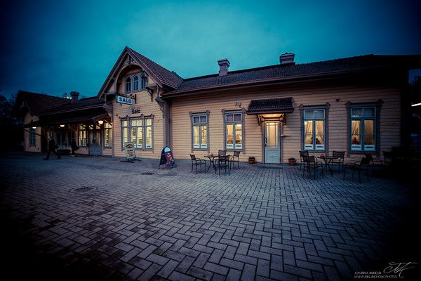Matkustatteko paljon junalla? Tai käyttekä asemalla kahvilla? http://www.salonsydan.fi/Salo/uncategorized/salon-rautatieasema/ Tutustu Saloon www.salonsydan.fi/Salo #Salo #VisitSalo #VisitFinland #Nähtävyydet #Sightseeing #Matkailu #Retkeily #Seikkailu #Adventure #VisitSalo #Loma #Pyöräily #Ulkoilu #natureaddict