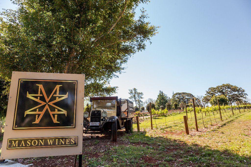 Wine/Lunch Mason Wines Mt Tamborine Winery Open 10 a.m