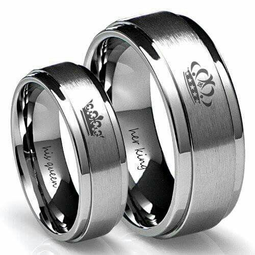 http:www.southernsistersdesigns.com/king-and-queen-silver-tungsten-ring-set/