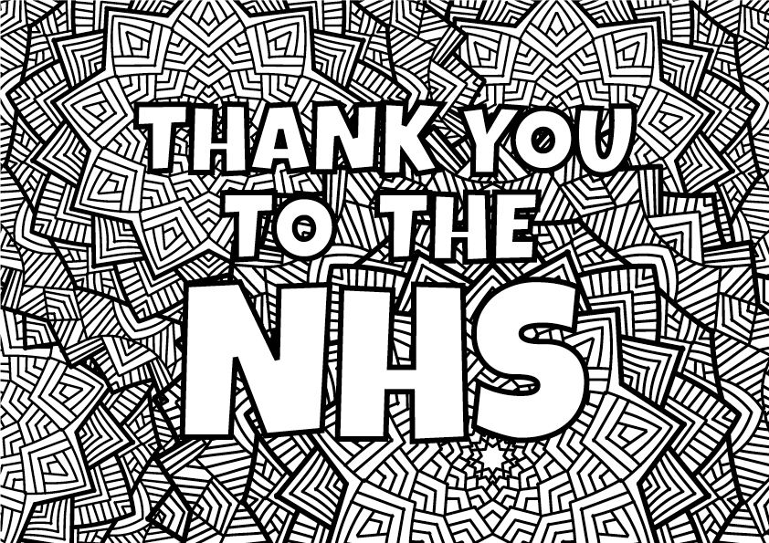 Thank You Nhs Unique Coloring Pages Print Pictures Colouring Pages