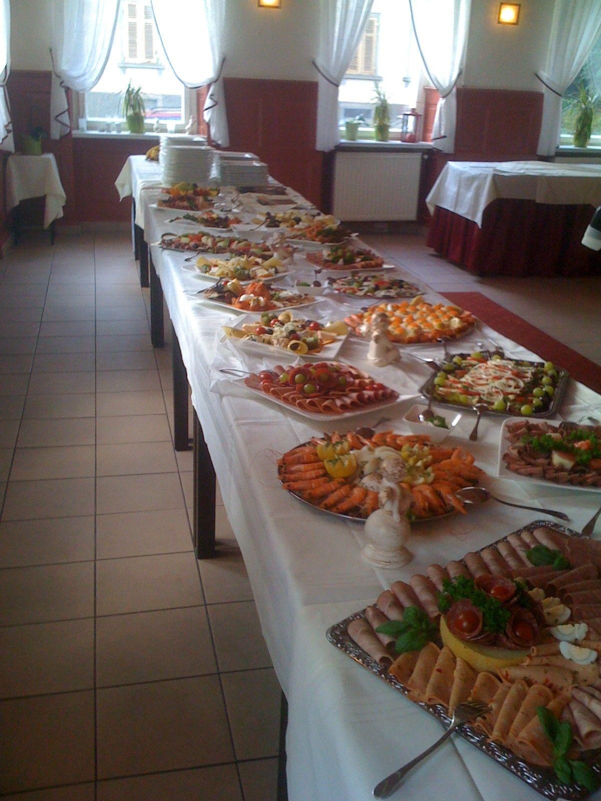 Wedding Buffet Cold Appetizers Reception Food Wedding Snacks