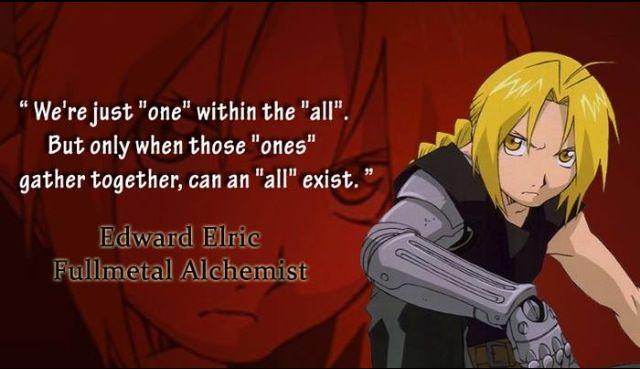 Edward Elric | Edward elric, Fullmetal alchemist ...
