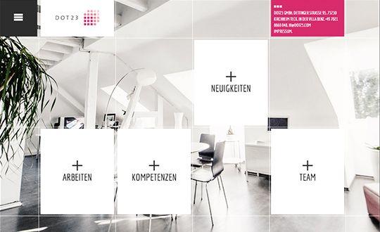 Featured of the day 04-Apr-2014  http://www.csslight.com/website/6403/DOT23-GmbH
