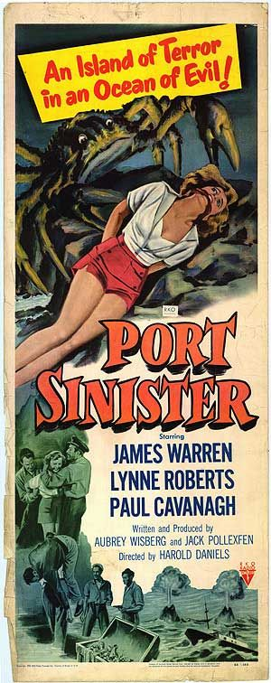 Download Port Sinister Full-Movie Free