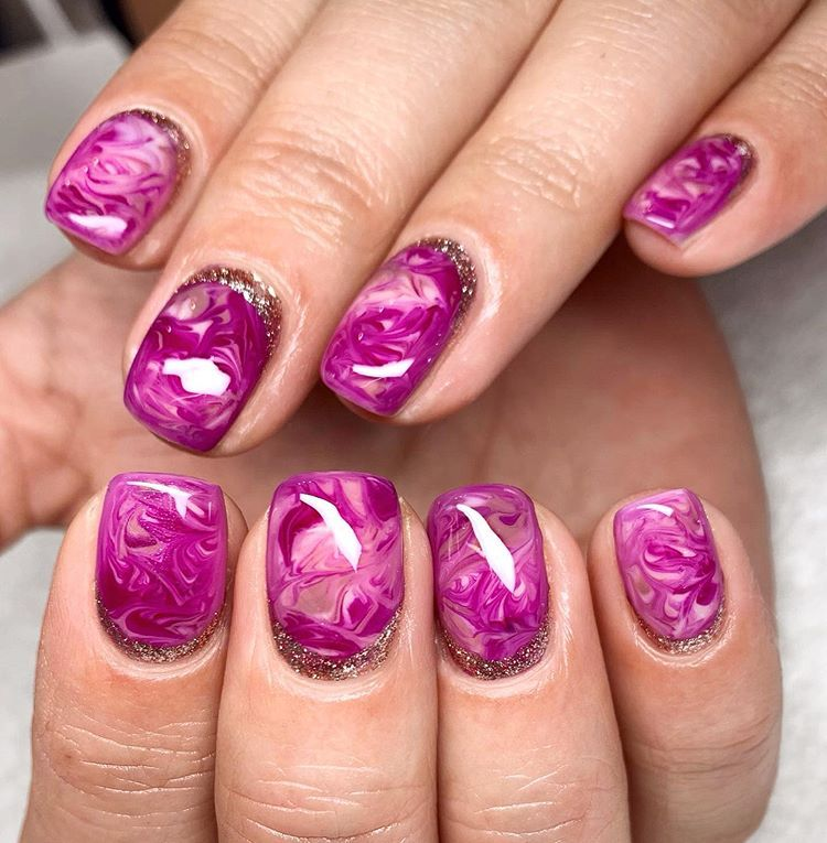 Amazing Gel Nails Designs For Winter To Copy in 2020 ...