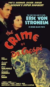 Watch The Crime of Doctor Crespi Full-Movie Streaming