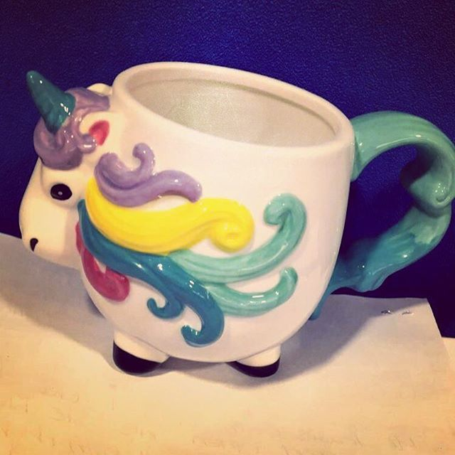 Asda Unicorn Mug How Cool Is This Mug Sh0ts Pinterest Mugs