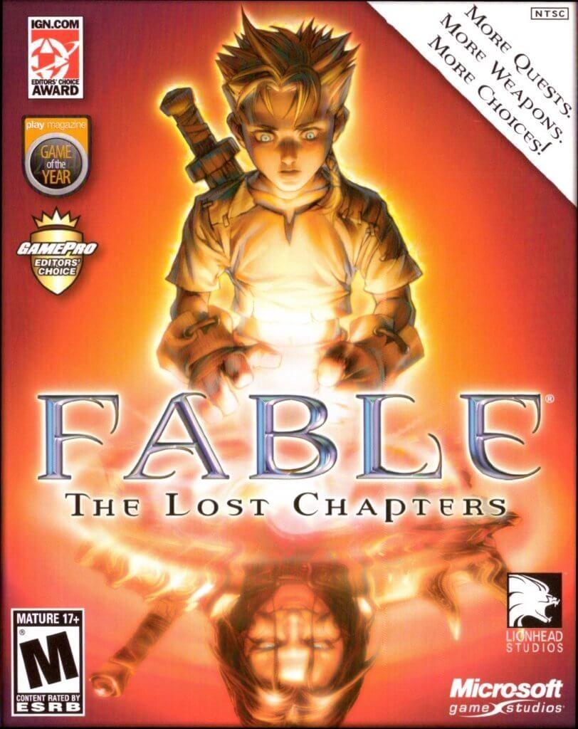 Fable The Lost Chapters Español Game Pc Rip Juegos Pc Descarga Juegos Juegos