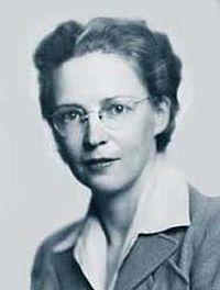 Elsie Widdowson October 21 1906 June 14 2000 Women