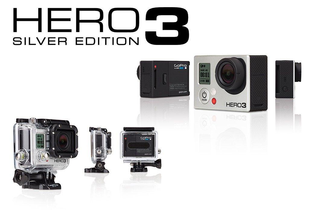 evan wants goPro HD HERO3 white Edition