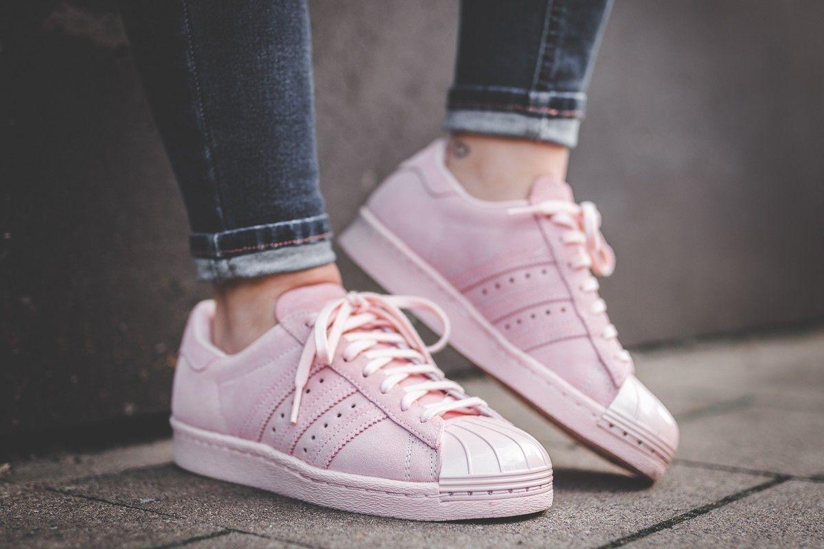 Perfect pink Superstar Adidas. #adidas #adidasoriginals ...
