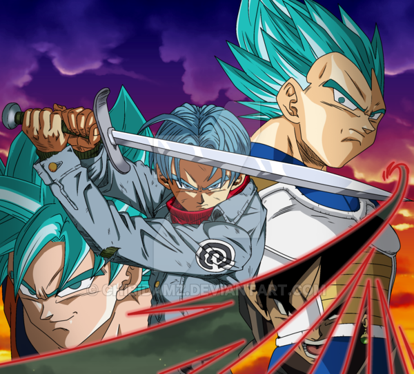There Is Goku S Transformation In Super Saiyan God Super Saiyan I Like The Blue Hair Concept Dragon Ball Super Dragon Dragon Ball Z