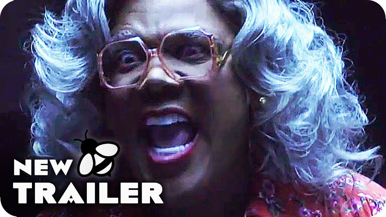 BOO 2 A MADEA HALLOWEEN Trailer 2017 Horror Comedy Movie