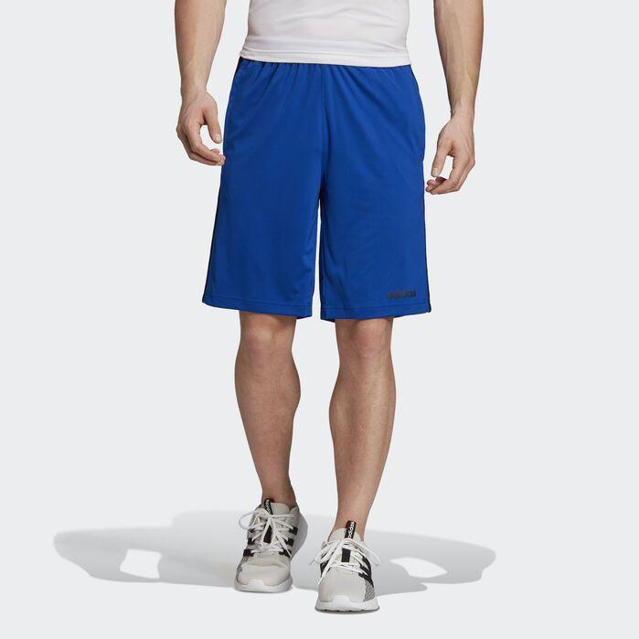 Design 2 Move Climacool 3 Stripes Shorts Blue Mens