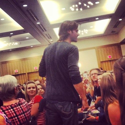 Jared...sob and cry....why am I not there :(((