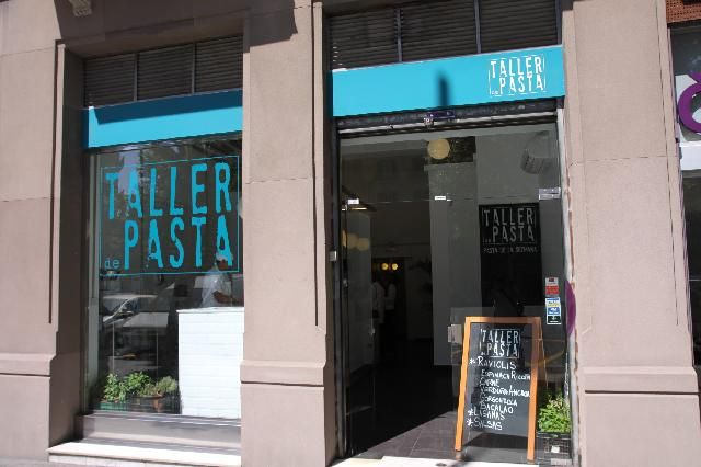 Tasty pasta take-away 'Taller de pasta' | #Barcelona