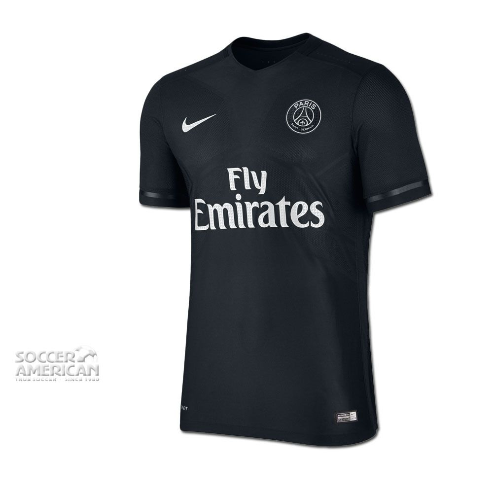 Nike mexico jersey 2017 one pen one page - Nike Paris Saint Germain Dark Light Match Soccer Jersey As Seen On Gigi Hadid