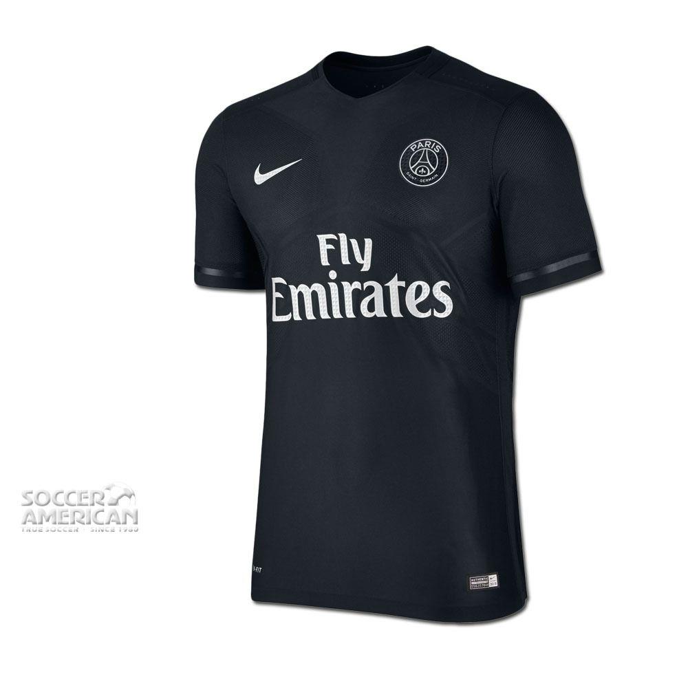 Nike Paris Saint-Germain Dark Light Match Soccer Jersey as seen on Gigi  Hadid