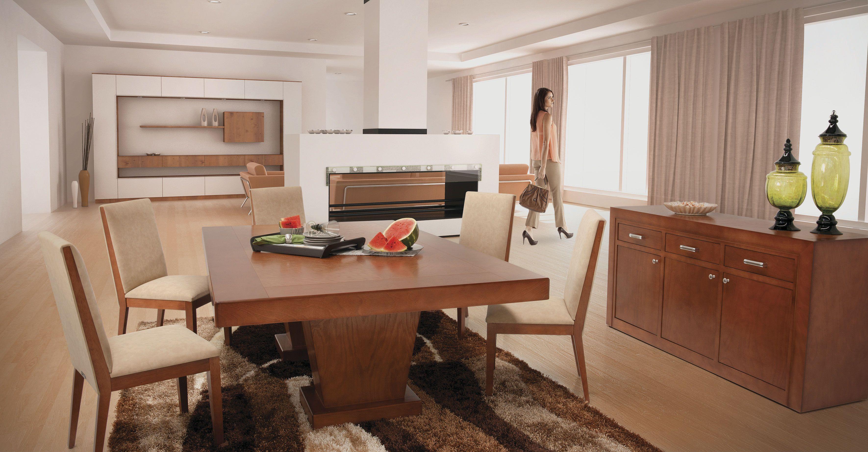 comedor dubay almendra de placencia muebles muebles ForMuebles Placencia