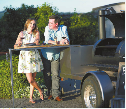 Ember and Vine featured in Oregon Wine Press magazine