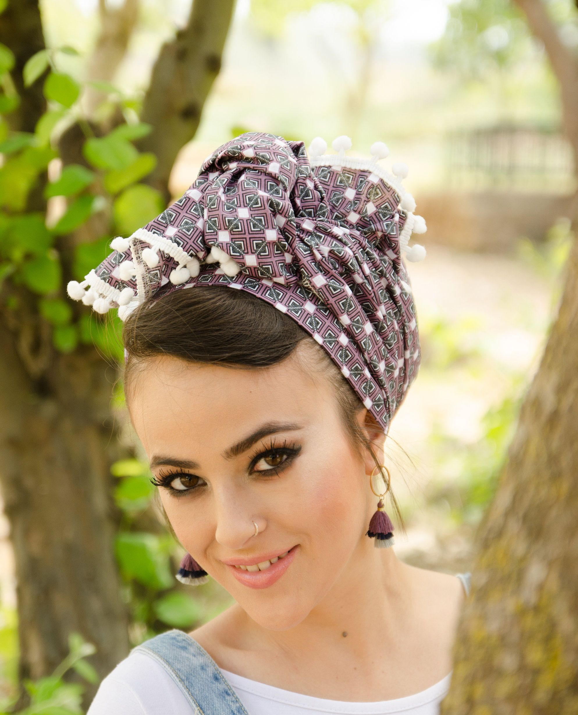 77b49285397e7 head scarf, turban, head wrap, woman headbands, adult headband ...