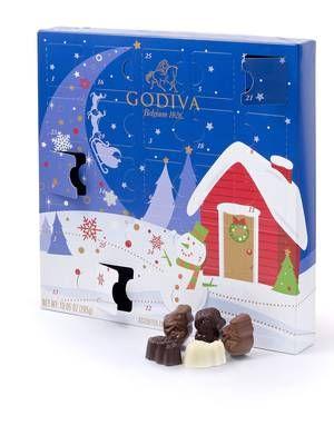 Godiva Advent Calendar.13 Best Chocolate Advent Calendars Godiva In The Press