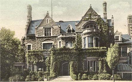 Stone Gothic House Samuel Hannaford Solo Again Gothic