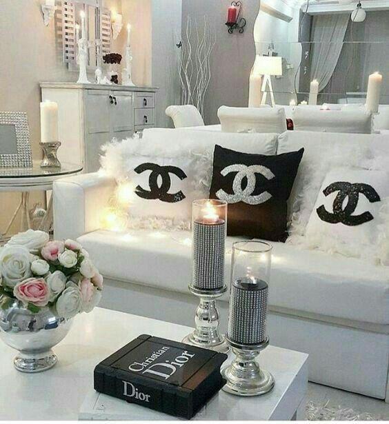 Chanel Deco Maison Decoration Interieure Moderne Et Deco