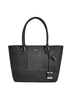 Airwaves Logo Tote   Guess Factory Canada
