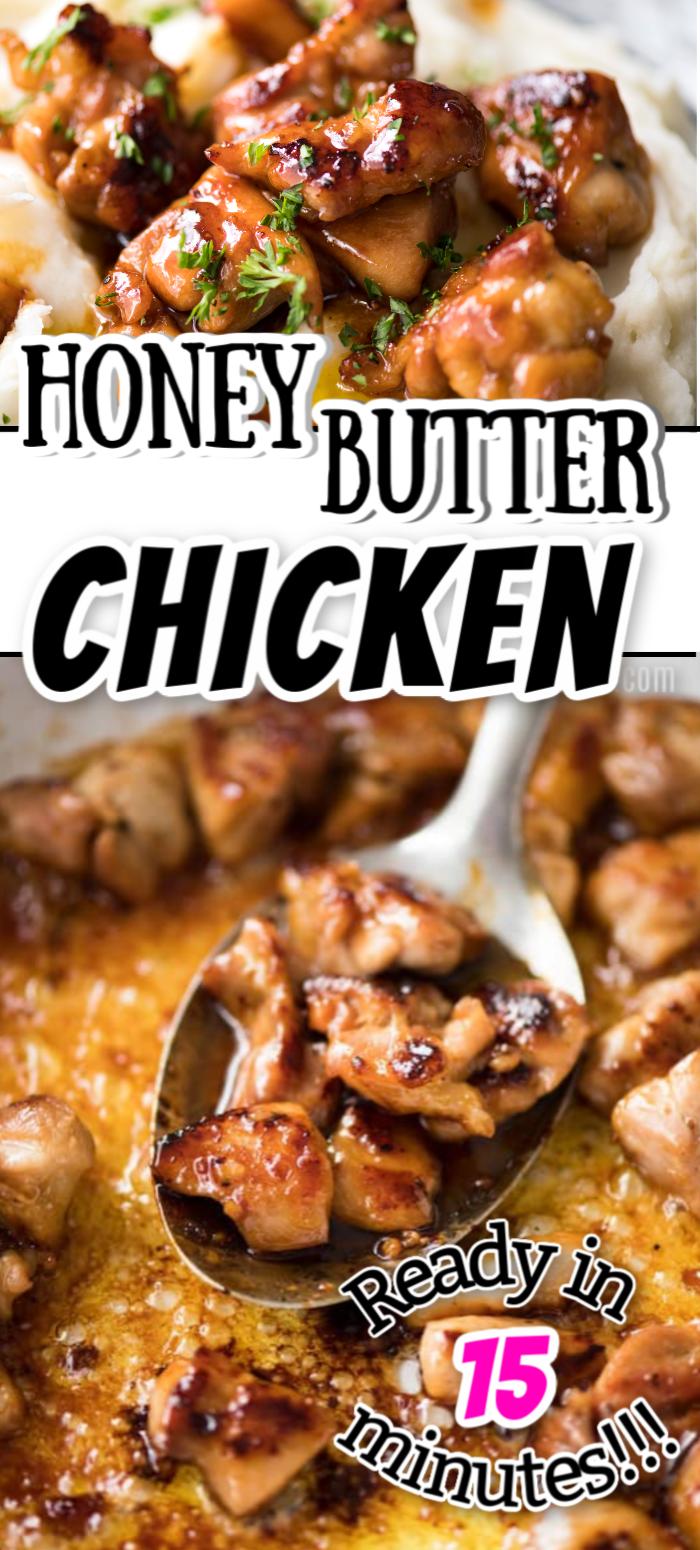 Honey Butter Chicken Recipe