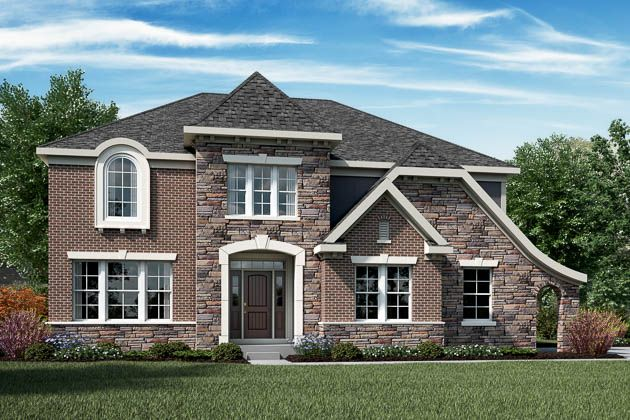 New Single Family Homes Indianapolis In Andover Home House Styles Home And Family