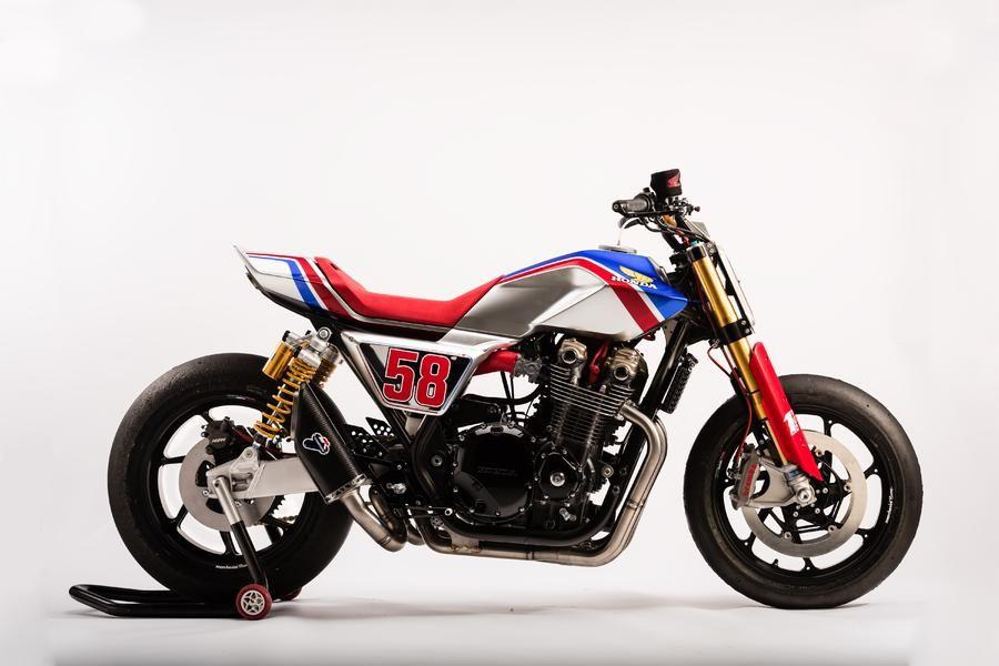 Honda CB 1100 TR Naked Bike Concept Bild