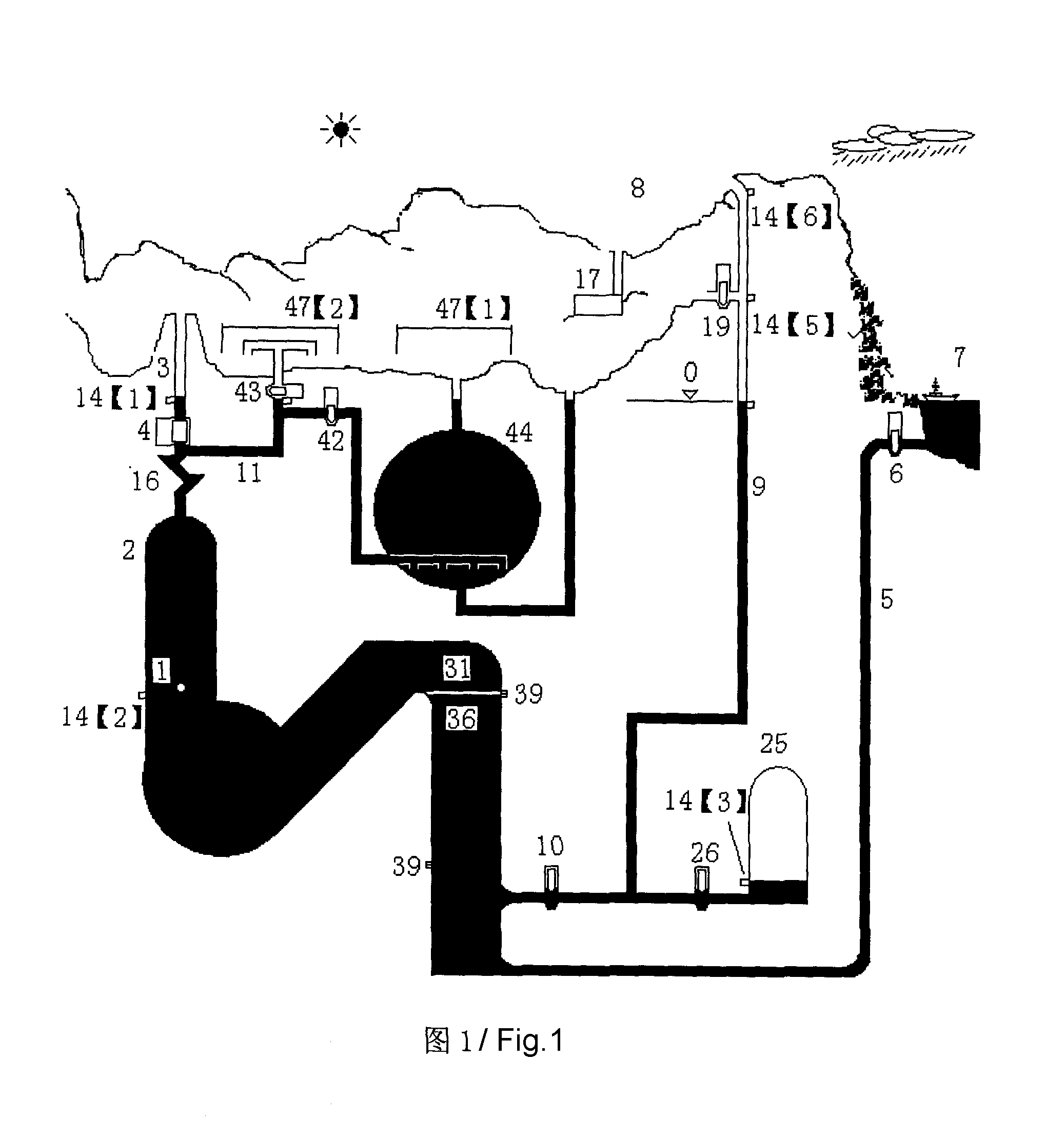 WO2013063860A1 NUCLEAR IMPLOSION TWO-STROKE ENGINE WITH