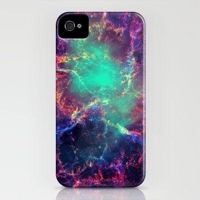Cave Nebula iPhone Case by Starstuff - $35.00