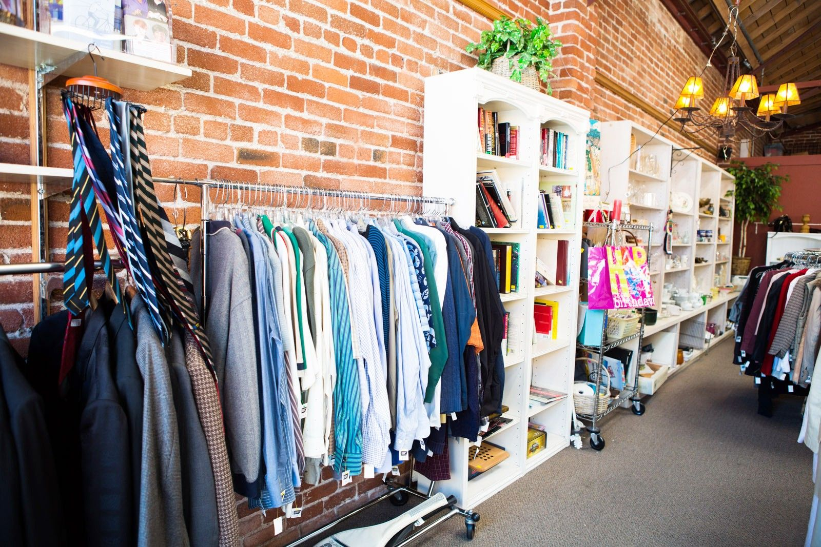 Ka-Ching! The Bay Area's 11 Best Secondhand Stores #refinery29  http://www.refinery29.com/2013/06/48377/thrift-stores-san-francisco#slide-8  American Cancer Discovery Shop  Feeling reminiscent of shopping with your mom? This is your place. The vibe is so utterly motherly, you can't help but feel warm and fuzzy inside. It even smells like her perfume! But, if you can part the seas of J.Jill and early 2000s Banana Republic, you may surprise yourself and gleam a goodie or two. How about a $12…