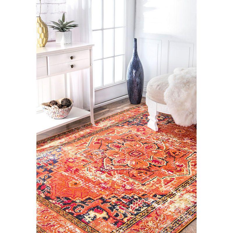 nuLoom Vintage Mackenzie Rug Products in 2018 Rugs, Area rugs