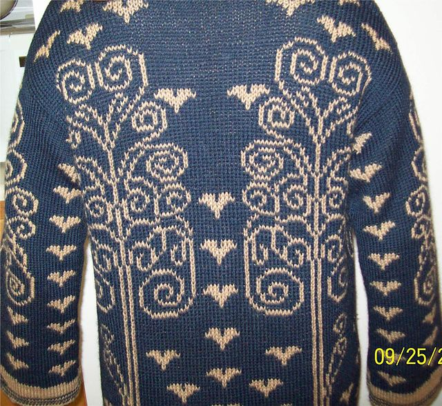Ravelry: Central Park Coat pattern by M\'Lou Linsert Baber ...