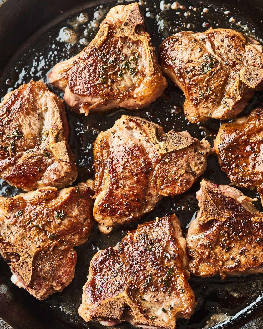 lamb chops recipe emeril How To Cook Lamb Chops